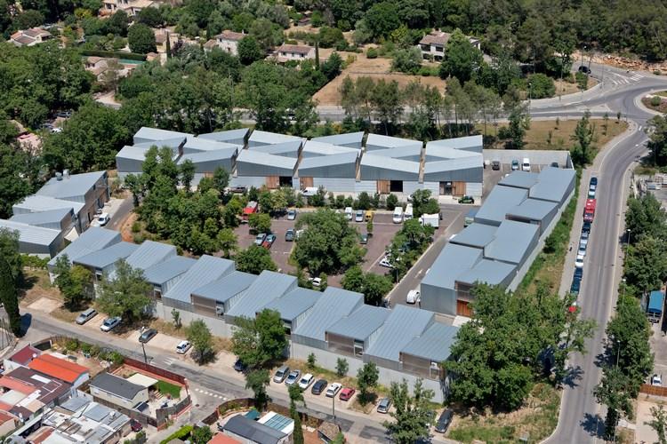 Cit artisanale ville de valbonne sophia antipolis for Piscine municipale ales